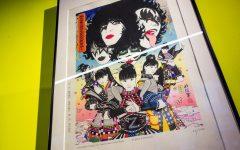 KISS et le groupe de J-pop Momoiro Clover Z