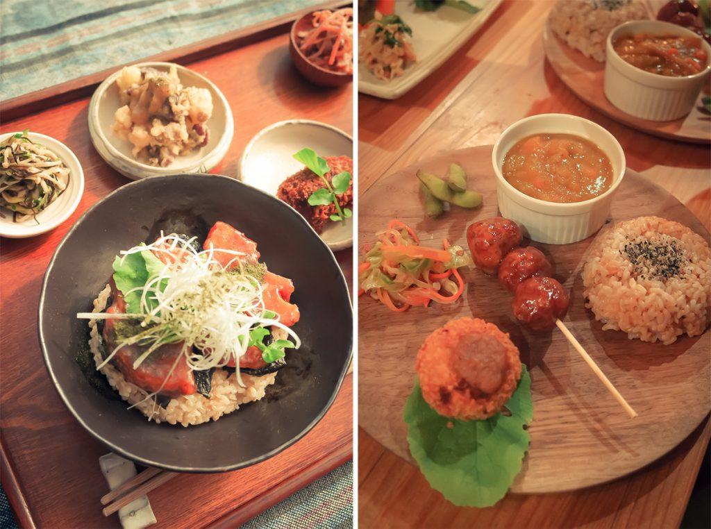 La cuisine macrobiotique à la japonaise, tout un art (photo : Clara Onuki).