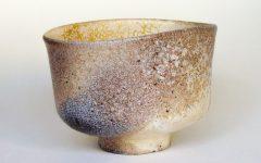 Un bol consacré à la cérémonie du thé japonaise.