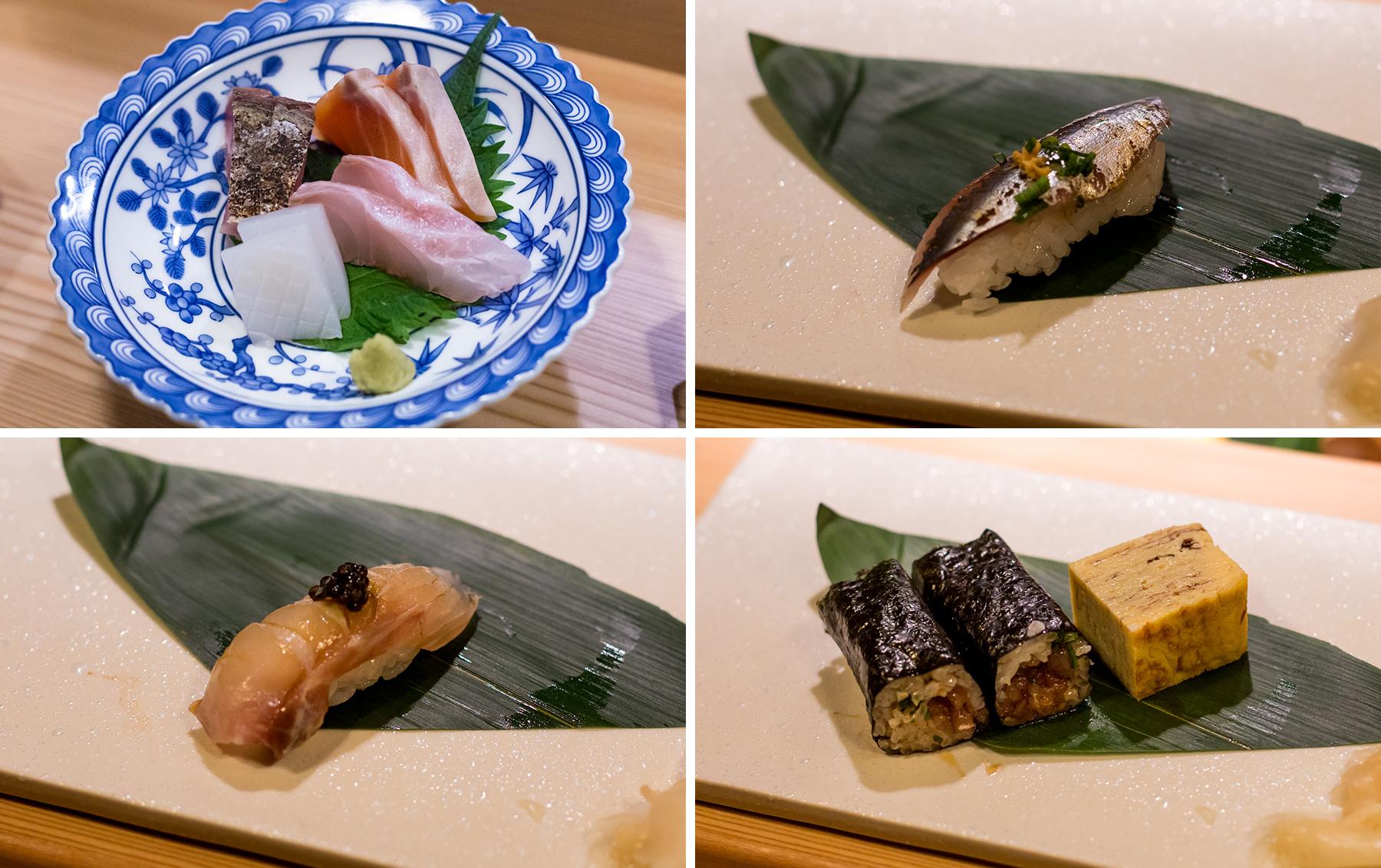 Sashimi, nigiri ou maki, tout est parfaitement comme il faut !